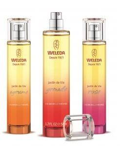 סדרת הבישום מבית WELEDA JARDIN DE VIE צילום וולדה גרמניה (2). (Custom)